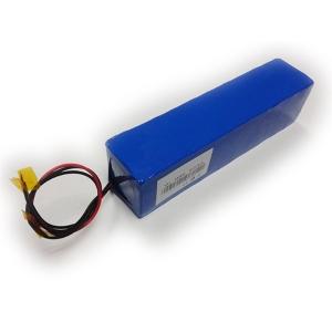轨道检测设备电池