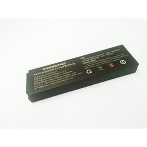 激光测距仪电池
