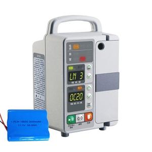 深圳输液泵仪器电池